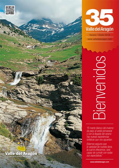 Revista turística del  Valle del Aragón